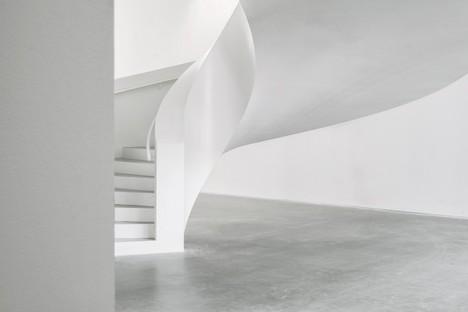 KAAN Architecten firma CUBE per Università di Tilburg