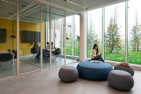 studio FTA Filippo Taidelli residenze studentesche del Campus Humanitas University Milano