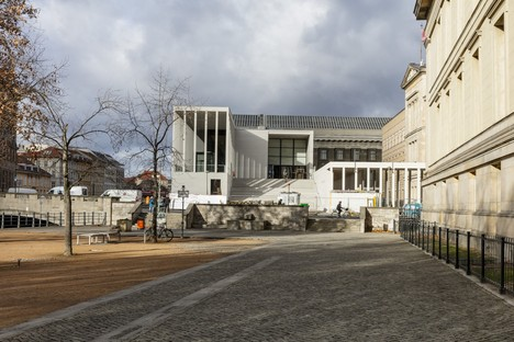 David Chipperfield Architects James Simon Galerie Berlino