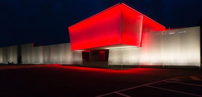 iarchitects firma la nuova iconica sede di Gotha Cosmetics