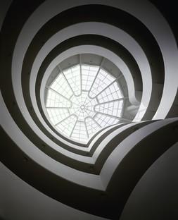 Il Guggenheim Museum di Frank Lloyd Wright compie 60 anni