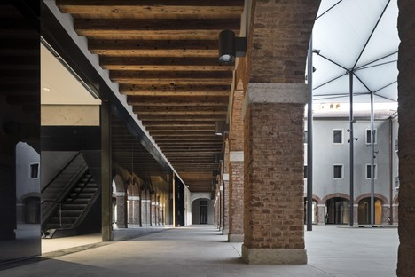 Sauerbruch Hutton M9 il museo multimediale del 900 di Venezia Mestre