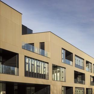 Christensen & Co. Architects e Rørbæk og Møller Architects Life Science Bioengineering B202