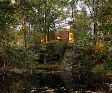 Architettura e natura come cura, Snøhetta progetta Outdoor Care Retreat