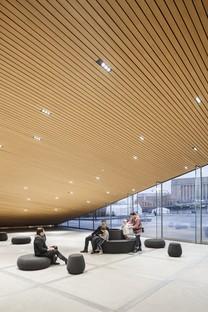 ALA Architects Helsinki Central Library Oodi e le Architetture per la cultura in Finlandia