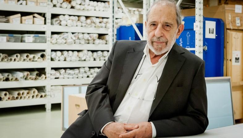 Gli archivi dell'architetto Álvaro Siza online