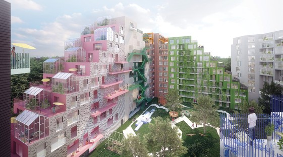 Manuelle Gautrand Hyde Park Residence Amsterdam