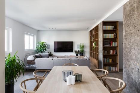 Studio DideA nuova immagine per un interno residenziale a Palermo