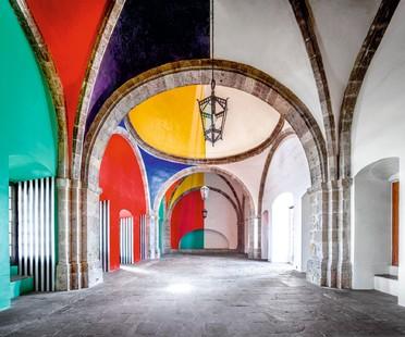 600 anni di storia dell'architettura messicana nelle fotografie di Candida Höfer