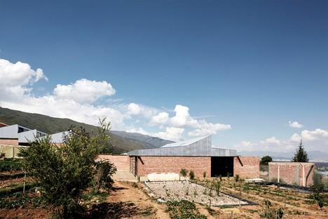 CODE e Ralf Pasel Boarding School Bella Vista Agronomy Campus Bolivia