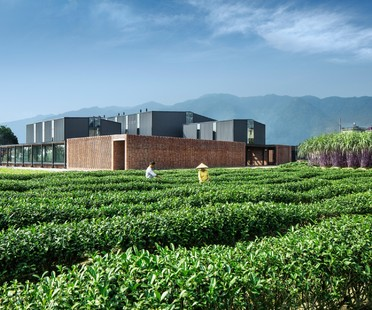 mostra Rural Moves – The Songyang Story all'Architekturzentrum di Vienna