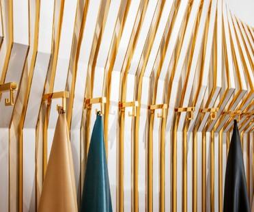 Aquilialberg Architects Atelier e nuova immagine sede produttiva di Conceria Superior