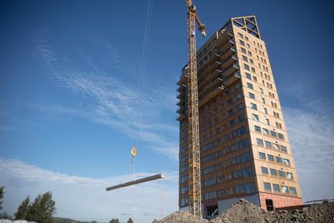 Mjøstårnet il più alto grattacielo in legno del mondo