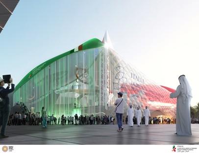 Padiglione Italia La Bellezza della Creatività Expo 2020 Dubai