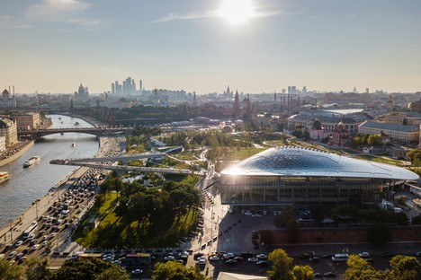 MIPIM Awards  Premio Speciale della giuria Park Zaryadye a Mosca