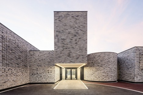 OPUS 5 Architectes Elancourt Music School