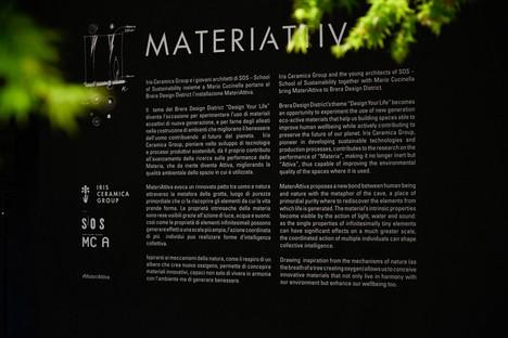 MateriAttiva: un nuovo patto tra uomo e natura