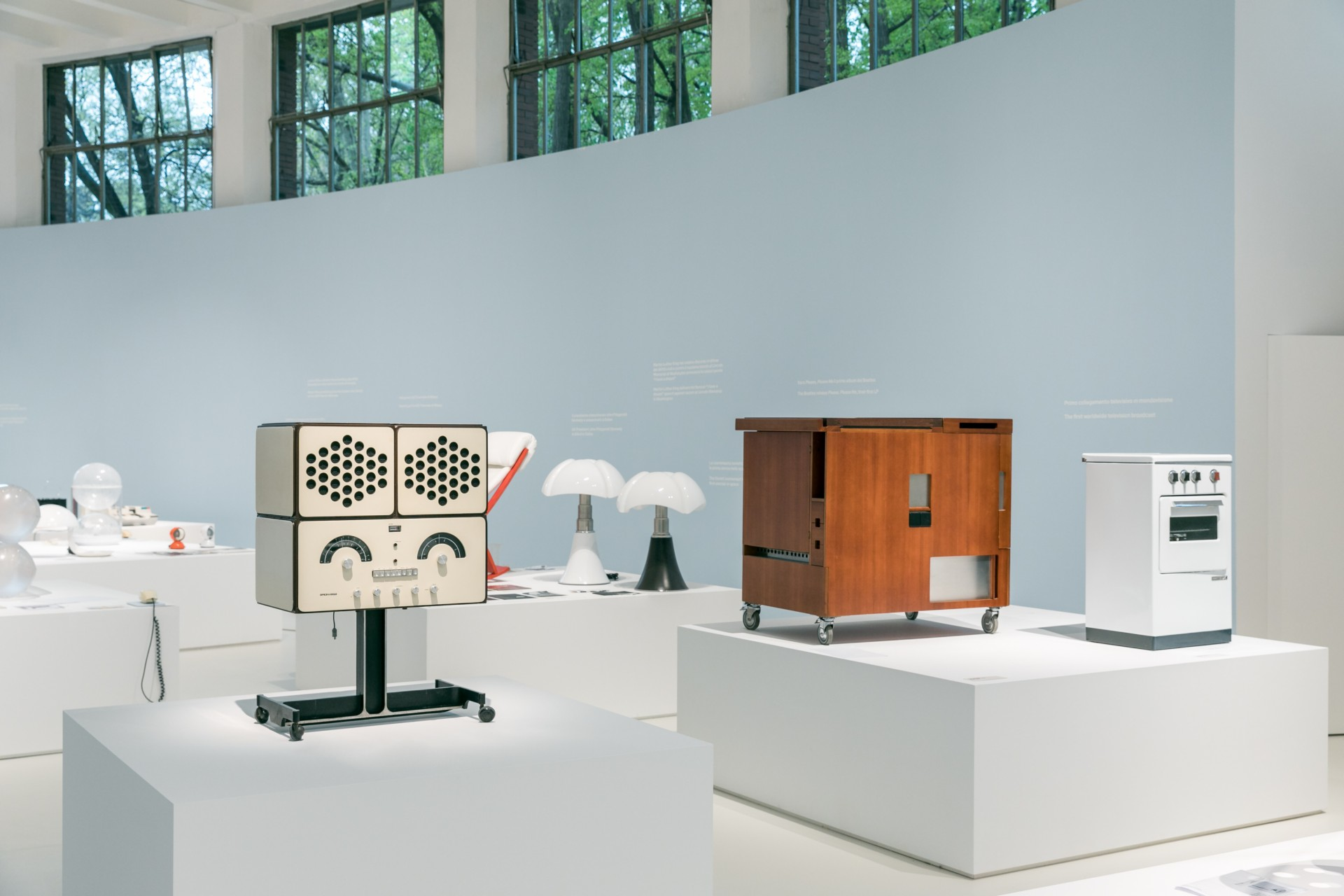 Aperto a milano il museo del design italiano floornature for Designer a milano