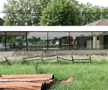Il nuovo refettorio E26 dello studio BAST è Architettura Emergente 2019