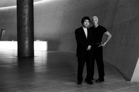 Mostra Tadao Ando the Challenge Armani Silos Milano