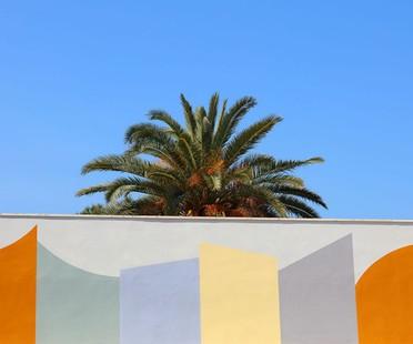 David Tremlett Wall Surfaces tra architettura e arte pubblica a Bari