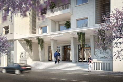 Immeuble de l'Union, Karim Nader ristruttura un edificio moderno a Beirut