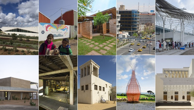 20 architetture per l'Aga Khan Award for Architecture 2019