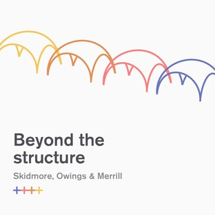 mostra Beyond the Structure SOM e Fundación Arquitectura COAM Madrid