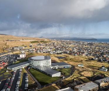 BIG Glasir Tórshavn College Isole Faroe