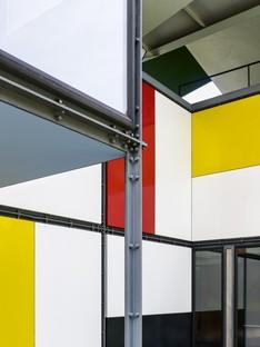 Riapre Pavillon Le Corbusier a Zurigo con mostra Mon univers