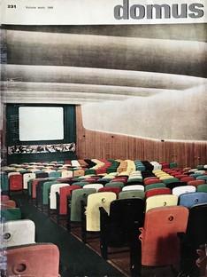 Convegno Le Sale Cinematografiche di Milano