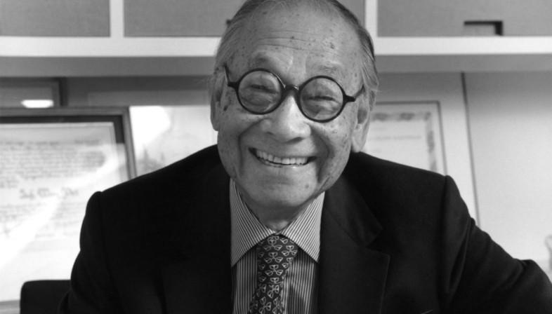 Addio all'architetto Ieoh Ming Pei