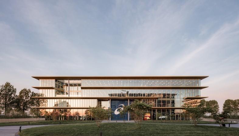 Powerhouse Company Headquarters EMEA di ASICS