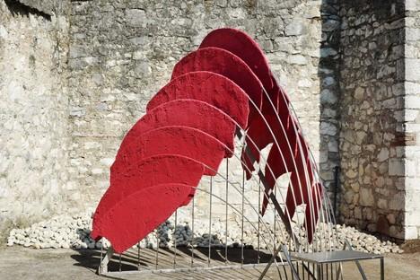 Luca Gnizio ecosocial designer L'impuro del Vittoriale