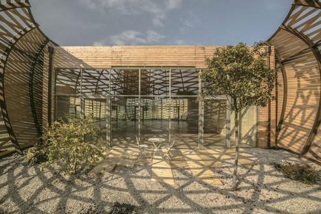 Mario Cucinella Architects inaugurato Nuovo Picchio, Centro Socio Sanitario
