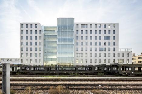 Brenac & Gonzalez & Associés Archimede un progetto urbano