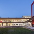 Ropa & Associés Architectes centro culturale Agora Metz