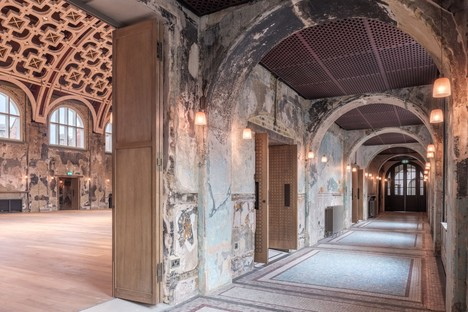 Haworth Tompkins Battersea Arts Centre Londra