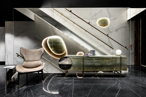 Londra Iris Ceramica Group inaugura il primo showroom