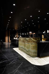 Londra Iris Ceramica Group inaugura il primo showroom