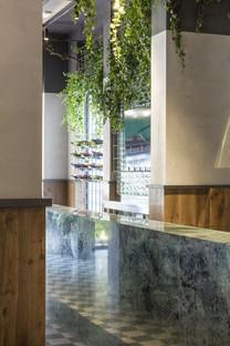 Studio DiDeA interior design per due locali a Palermo