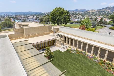 Otto Architetture di Frank Lloyd Wright Patrimonio Mondiale dell'Umanità UNESCO