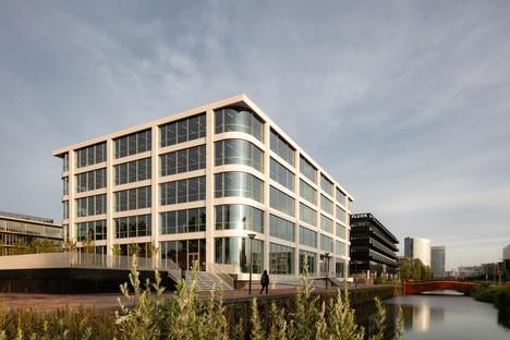Powerhouse Company headquarter Danone a Hoofddorp Paesi Bassi