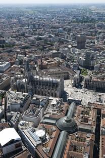 Addio a César Pelli l'architetto che ridisegnò lo skyline di Milano