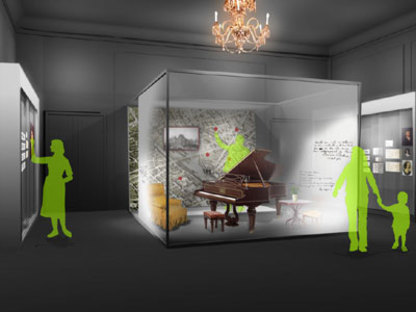 Fryderyk Chopin Museum, Varsavia. Allestimento di Migliore+Servetto