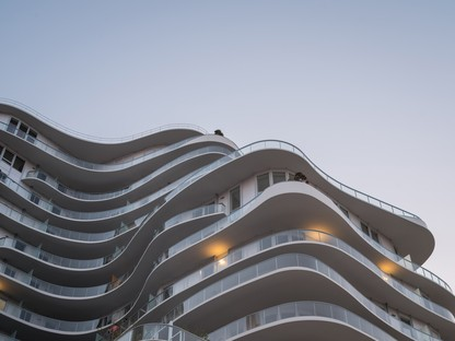 Primo progetto europeo per MAD Architects: UNIC Residential a Parigi