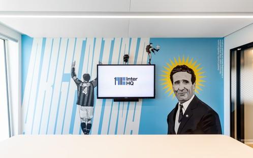 Lombardini22 firma il nuovo Headquarter di INTER Calcio