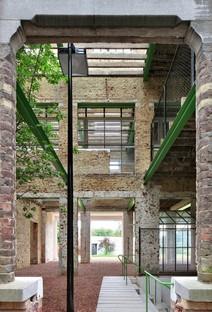Architecten De Vylder Vinck Taillieu PC CARITAS uno spazio sperimentale a Melle