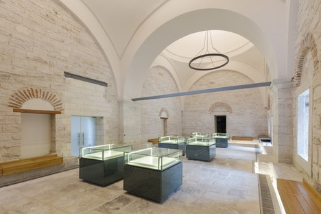Tabanlioglu Architects Beyazit State Library Istanbul