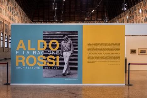 Andar per mostre Aldo Rossi a Padova - Alvaro Siza a Siena e le altre